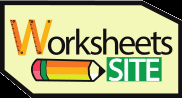 Worksheets Site – free printable resources for school children