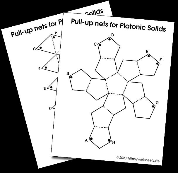 Image: extraction de solides platoniques