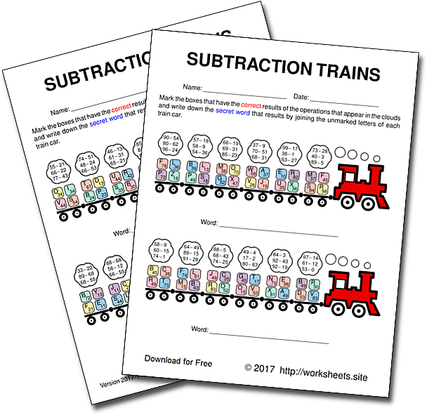 Free Subtraction Games